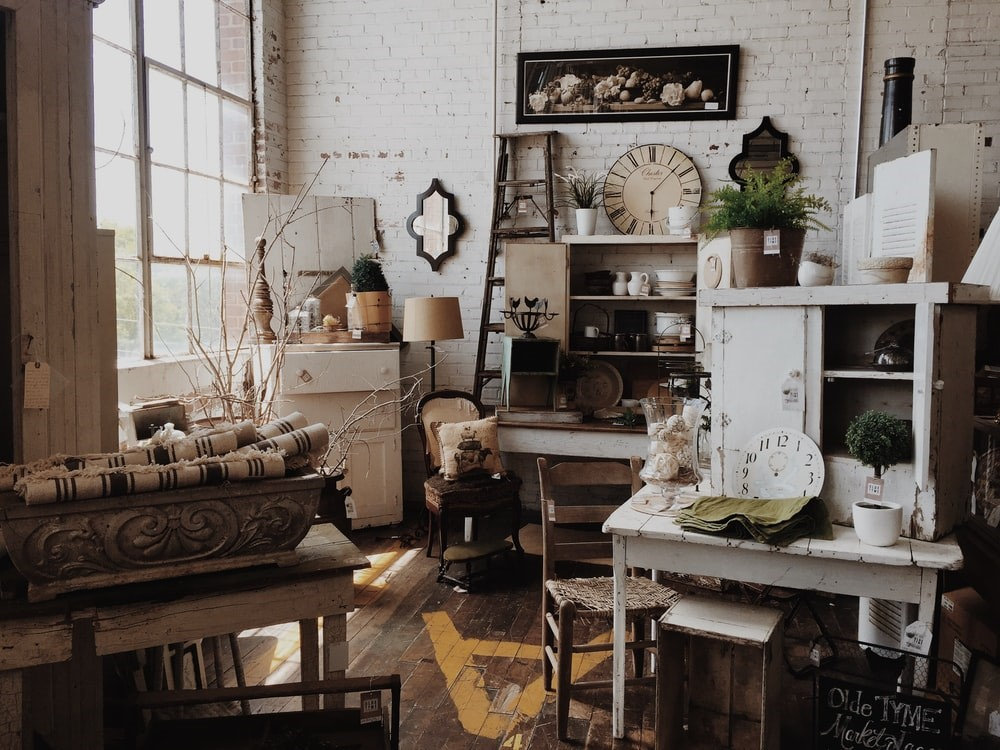 vintage home store